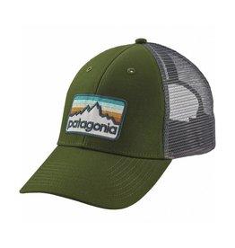Patagonia Patagonia Line Logo Badge LoPro Trucker Hat