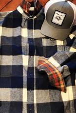Maroon Bell Outdoor Maroon Bell Men's Plaid Flannel