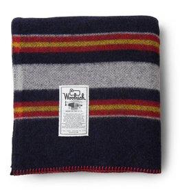 "Woolrich Woolrich Camp Wool Blanket (50""x60"")"
