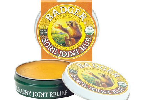 Badger Badger Organic Sore Joint Rub 2oz