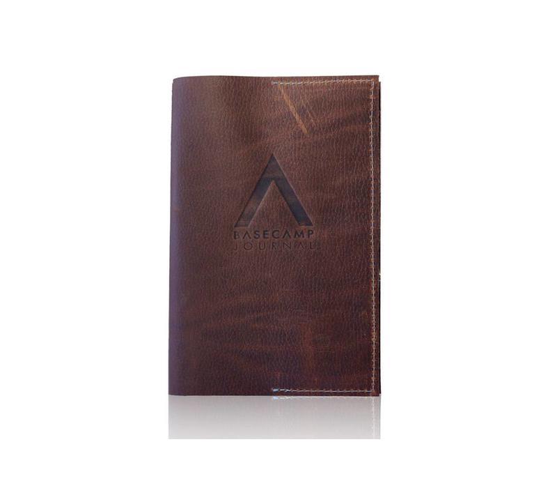 Basecamp Journal Premium Leather