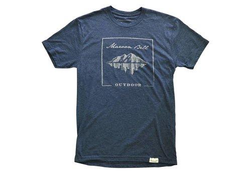 Maroon Bell Outdoor Maroon Bell Outdoor Unisex Logo T-Shirt