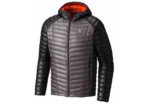 Mountain Hardwear Mountain Hardwear Men's Ghost Whisperer Hooded Jacket