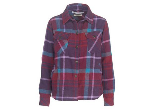 Woolrich Woolrich Women's Oxbow Bend  Flannel Shirt Jacket