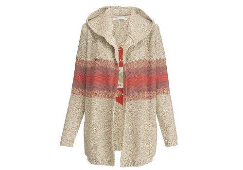 Woolrich Woolrich Women's Blue Spruce Cardigan Sweater Coat
