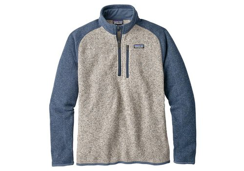 Patagonia Patagonia Men's Better Sweater 1/4-Zip Fleece