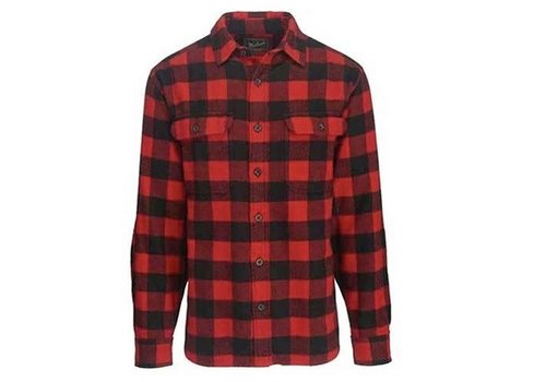 Woolrich Woolrich Men's Oxbow Bend Plaid Flannel Shirt