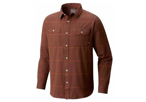 Mountain Hardwear Mountain Hardwear Men's Frequenter Stripe LS Shirt