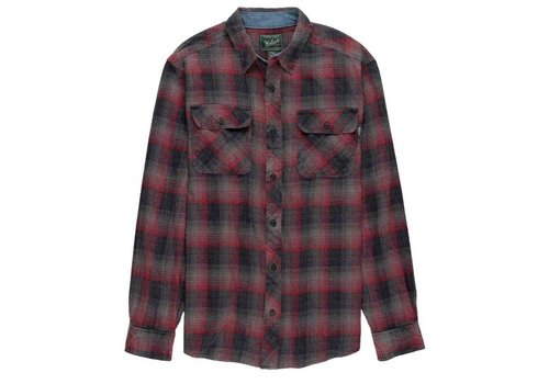 Woolrich Woolrich Men's Miners Wash Flannel Shirt