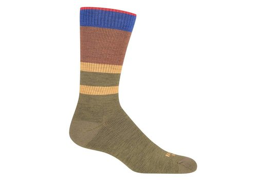 Farm to Feet Men's Petaluma LW Crew Socks