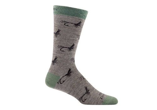 Darn Tough Darn Tough Men's McFly Crew Light Sock