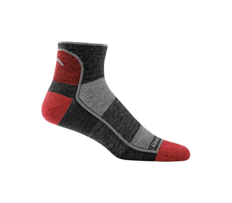 Darn Tough Men's 1/4 Endurance Light Cushion Sock