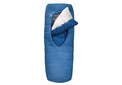 Sierra Designs Sierra Designs Frontcountry Bed Syn 30 Deg Sleeping Bag - Large