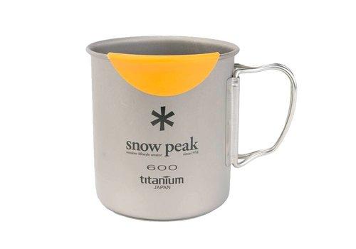 Snow Peak Snow Peak HotLips Titanium 600 Mug