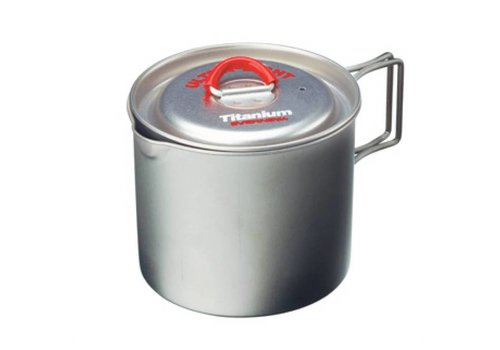 Evernew Ultralight 500ml Titanium Mug Pot