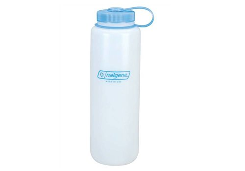 Nalgene Nalgene 48oz Wide Mouth HDPE Water Bottle