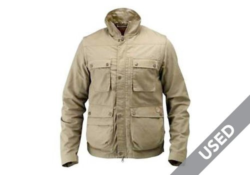 Fjallraven Reporter Lite Jacket - Medium, Sand USED