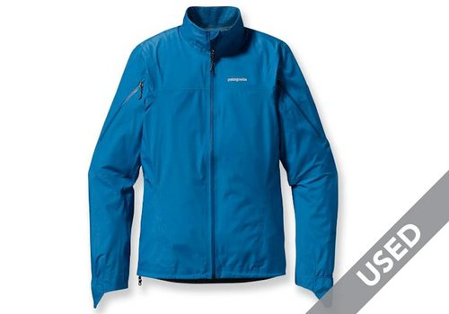 Patagonia Patagonia Men's Light Flyer Jacket – Small, Bandana Blue USED