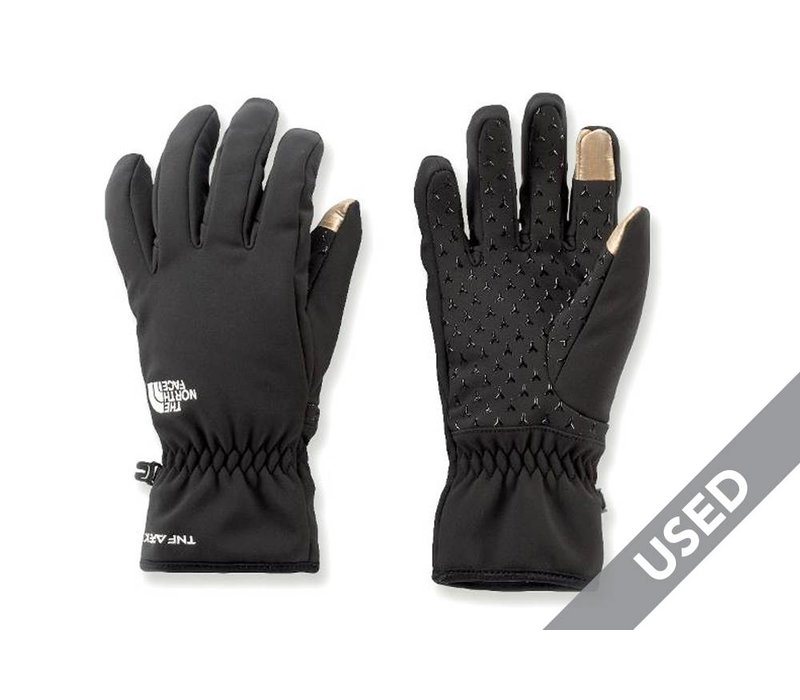The North Face Etip Apex Gloves – Large USED