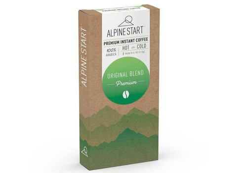 Alpine Start Alpine Start Premium Instant Coffee (8 Packets)