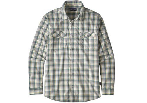 Patagonia Patagonia Men's Long-Sleeved High Moss Shirt