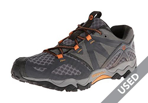 Merrell Men's Grassbow Air Trail Running Shoe – Size 9.5 USED