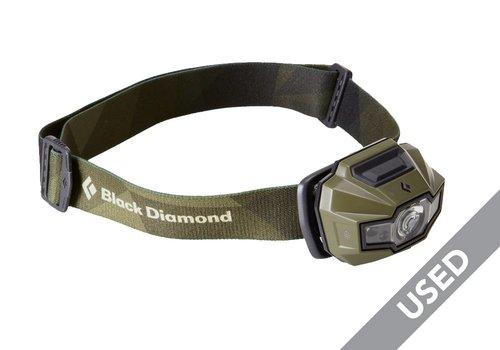 Black Diamond Black Diamond Storm Headlamp –Green USED