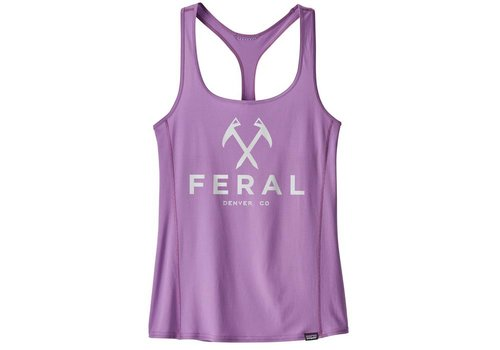 FERAL FERAL x Patagonia CoLab Women's Capilene LW Tank