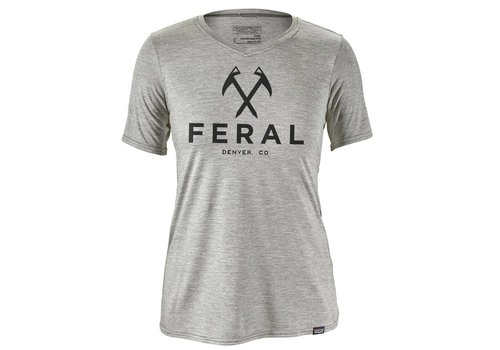FERAL FERAL x Patagonia CoLab Women's Capilene Daily T-shirt