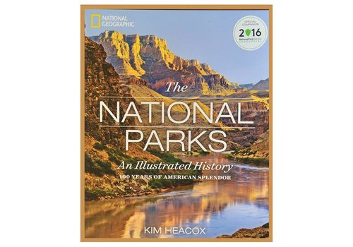 National Geographic National Geographic The National Parks