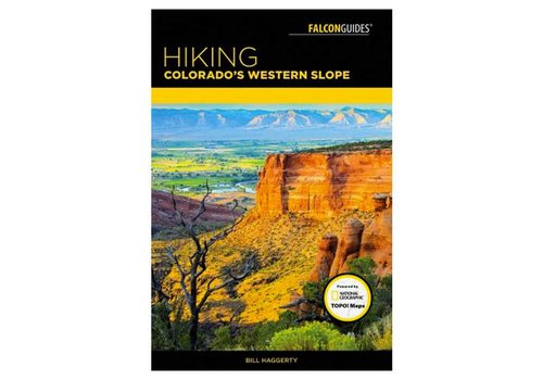 Falcon Guides Hiking Colorado's Western Slope