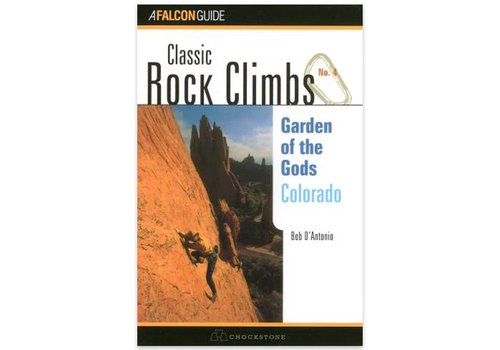 Falcon Guides Classic Rock Climbs No. 04 Garden of the Gods, Colorado
