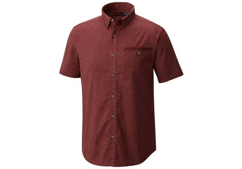 Mountain Hardwear Mountain Hardwear Men's  Denton Short Sleeve Shirt