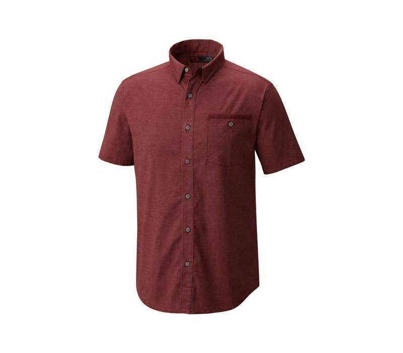 Mountain Hardwear Men's Denton Short Sleeve Shirt