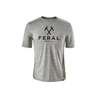 Feral x Patagonia CoLab Men's Capilene Daily T-Shirt