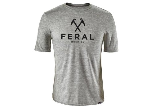 FERAL Feral x Patagonia CoLab Men's Capilene Daily T-Shirt