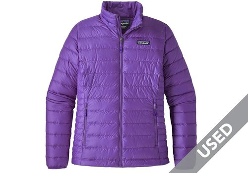 Patagonia Patagonia Women's Down Sweater Jacket – Small, Purple USED