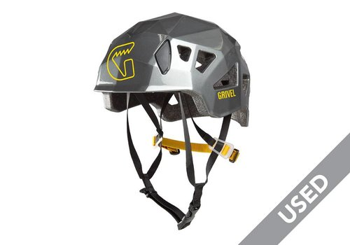 Grivel Stealth Helmet – Titanium USED