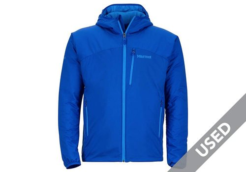 Marmot Men's Novus Hoody – Small Surf Blue USED