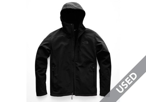 The North Face Men's Apex Bionic Hoody – Small, Black USED