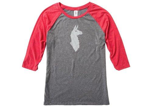 Cotopaxi Cotopaxi Women's Llama Baseball Shirt