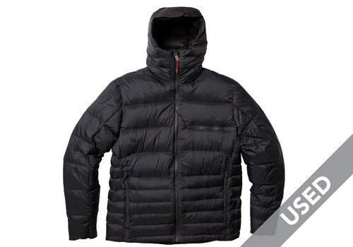 Mountain Standard Men's 700 Fill Down Hooded Down Jacket – Medium USED
