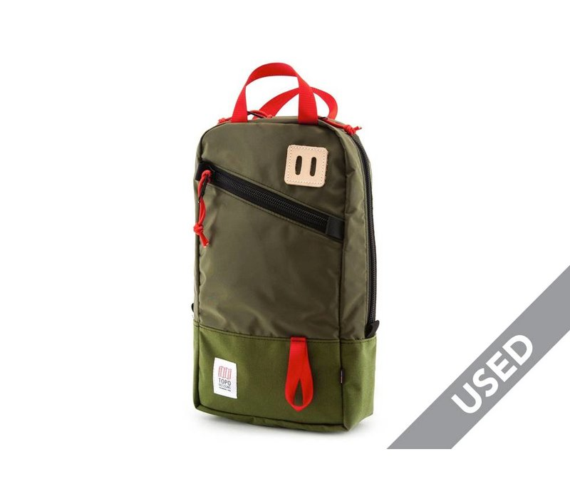 Topo Designs Trip Backpack USED