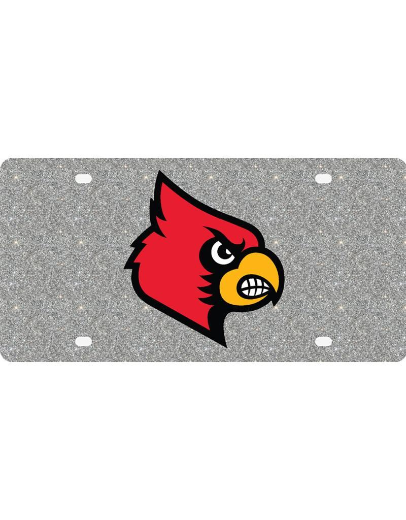 Stockdale Technologies LICENSE PLATE, GLITTER, UL