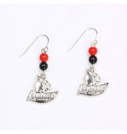 Seasons Jewelry EARRINGS, LOGO, HOOK , UL