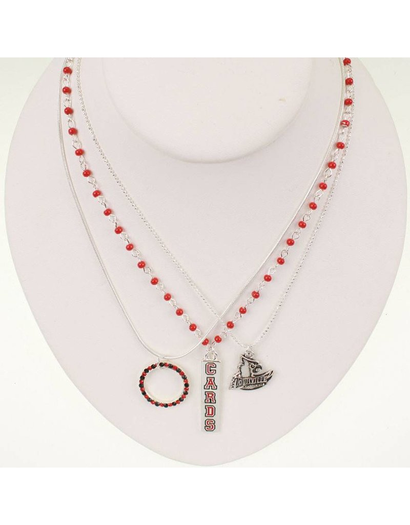 Seasons Jewelry NECKLACE, TRIO, UL
