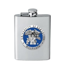 Heritage Metalworks FLASK, PEWTER, 8oz, UK