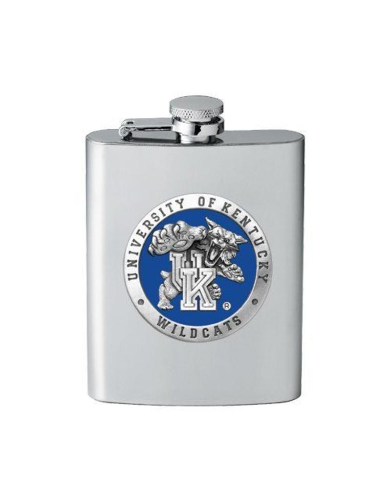 Heritage Metalworks FLASK, PEWTER, 8 oz, UK