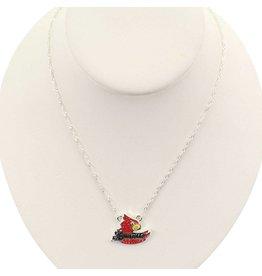 Seasons Jewelry NECKLACE, CRYSTAL, UL
