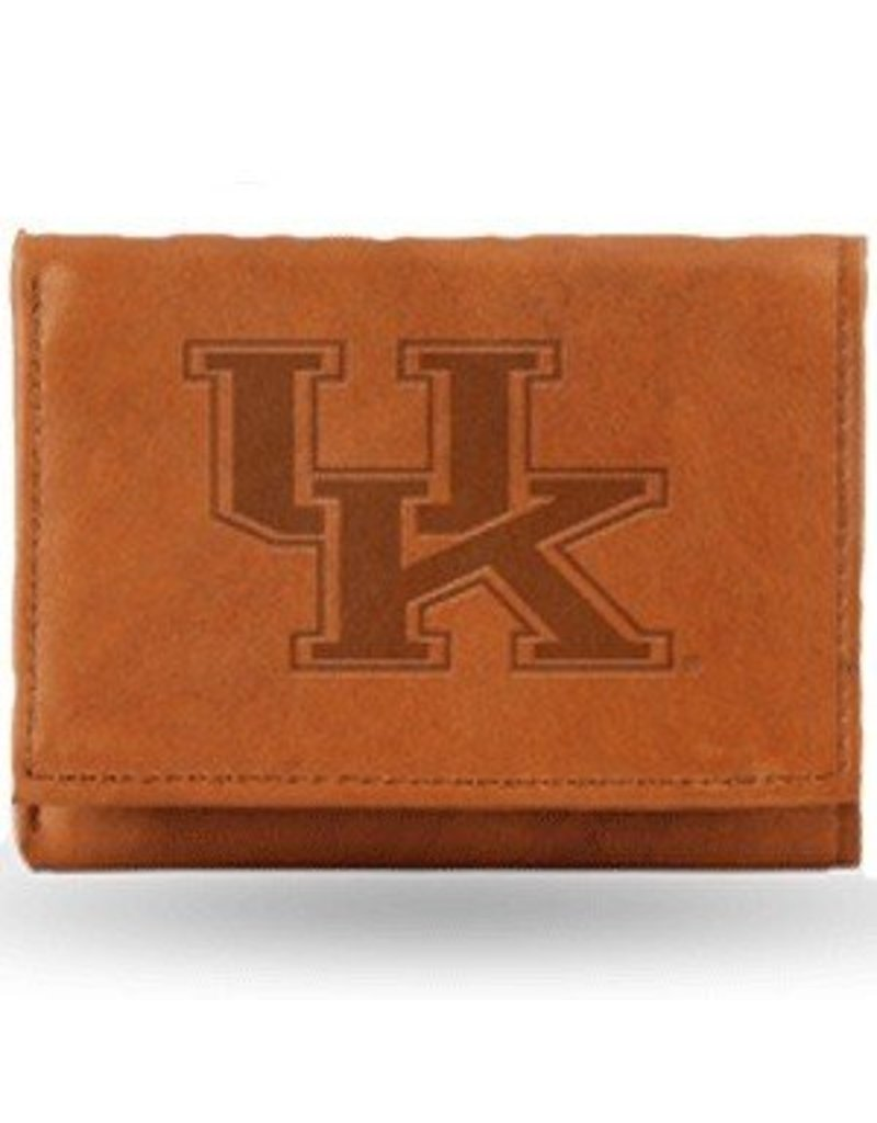 Rico Industries TRI-FOLD WALLET, LEATHER, UK